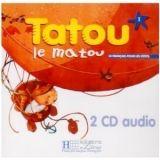 HACH-FLE TATOU LE MATOU 1 CDs /2/ AUDIO CLASSE - PIQUET, M. cena od 1020 Kč