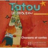 HACH-FLE TATOU LE MATOU 2 CD AUDIO ELEVE - PIQUET, M. cena od 279 Kč