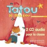 HACH-FLE TATOU LE MATOU 2 CDs /2/ AUDIO CLASSE - PIQUET, M. cena od 1147 Kč