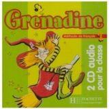 HACH-FLE GRENADINE 1 CDs /2/ AUDIO CLASSE - POLETTI, M. cena od 1020 Kč