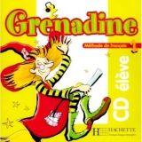 HACH-FLE GRENADINE1 CD AUDIO ELEVE - POLETTI, M. cena od 169 Kč
