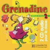 HACH-FLE GRENADINE 2 CDs /2/ AUDIO CLASSE - POLETTI, M. cena od 1020 Kč