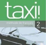 HACH-FLE TAXI! 2 CDs /2/ AUDIO CLASSE - MENAND, R., BERTHET, A., KIZI... cena od 1457 Kč