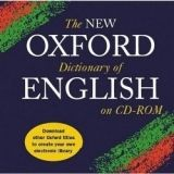 OUP References THE NEW OXFORD DICTIONARY OF ENGLISH on CD-ROM - OXFORD DICT... cena od 885 Kč
