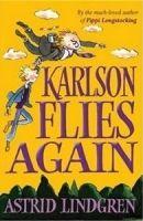OUP ED KARLSON FLIES AGAIN - LINDGREN, A. cena od 131 Kč