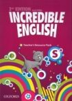 OUP ELT INCREDIBLE ENGLISH 2nd Edition STARTER TEACHER´S RESOURCE PA... cena od 564 Kč