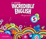 OUP ELT INCREDIBLE ENGLISH 2nd Edition STARTER CLASS AUDIO CD - PHIL... cena od 251 Kč