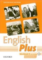 J. Hardy-Gould: English Plus 4 Workbook with MultiRom cena od 199 Kč