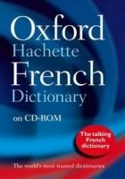 OUP References OXFORD HACHETTE FRENCH DICTIONARY 3rd Edition on CD-ROM Sing... cena od 968 Kč