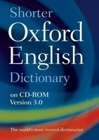 OUP References SHORTER OXFORD ENGLISH DICTIONARY 6th Edition on CD-ROM - OX... cena od 0 Kč