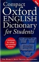 OUP References COMPACT OXFORD ENGLISH DICTIONARY FOR STUDENTS cena od 300 Kč