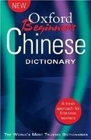 OUP References OXFORD BEGINNER´S CHINESE DICTIONARY cena od 266 Kč