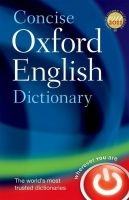 OUP References CONCISE OXFORD ENGLISH DICTIONARY 12th Edition cena od 402 Kč