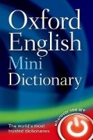 OUP References OXFORD ENGLISH MINIDICTIONARY 7th Edition Revised cena od 0 Kč
