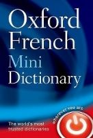 OUP References OXFORD FRENCH MINIDICTIONARY 5th Edition Reissue cena od 122 Kč