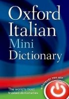 OUP References OXFORD ITALIAN MINIDICTIONARY 4th Edition Revised cena od 131 Kč