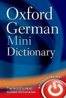 OUP References OXFORD GERMAN MINIDICTIONARY 5th Edition Revised cena od 144 Kč