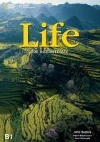 Heinle ELT part of Cengage Lea LIFE PRE-INTERMEDIATE STUDENT´S BOOK WITH DVD - HUGHES, J., ... cena od 680 Kč
