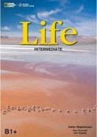 Heinle ELT part of Cengage Lea LIFE INTERMEDIATE STUDENT´S BOOK WITH DVD - HUGHES, J., STEP... cena od 515 Kč