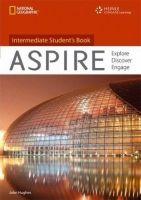 Heinle ELT part of Cengage Lea ASPIRE INTERMEDIATE STUDENT´S BOOK WITH DVD - DUMMETT, P., C... cena od 429 Kč