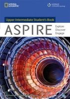 Heinle ELT part of Cengage Lea ASPIRE UPPER INTERMEDIATE STUDENT´S BOOK WITH DVD - DUMMETT,... cena od 572 Kč