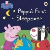 Ladybird Books PEPPA PIG: PEPPA´S FIRST SLEEPOVER STORYBOOK cena od 110 Kč