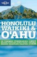 Lonely Planet LP HONOLULU WAIKIKI AND OAHU 4 - BENSON, S., KENNEDY, S. cena od 454 Kč