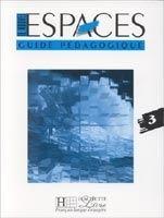 HACH-FLE LE NOUVEL ESPACES 3 GUIDE PEDAGOGIQUE - CAPELLE, G., GIDON, ... cena od 559 Kč