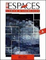 HACH-FLE LE NOUVEL ESPACES 3 CAHIER D´EXERCICES - CAPELLE, G., GIDON,... cena od 275 Kč