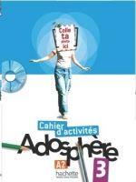 HACH-FLE ADOSPHERE 3 CAHIER D´ACTIVITÉS + CD-ROM - HIMBER, C., POLETT... cena od 223 Kč