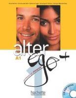 HACH-FLE ALTER EGO + 1 LIVRE D´ ELEVE + CD-ROM - BERTHET, A., DAILL, ... cena od 584 Kč