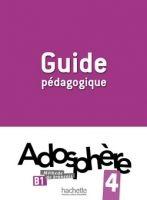 HACH-FLE ADOSPHERE 4 GUIDE PEDAGOGIQUE - HIMBER, C., POLETTI, M. cena od 291 Kč
