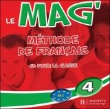 HACH-FLE LE MAG´ 4 CD AUDIO CLASSE - GALLON, F. cena od 1426 Kč