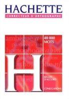 HACH-FLE CORRECTEUR D´ORTHOGRAPHE cena od 148 Kč