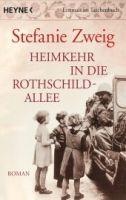 Random House Verlagsgruppe Gmb HEIMKEHR IN DIE ROTHSCHILDALLEE - ZWEIG, S. cena od 234 Kč