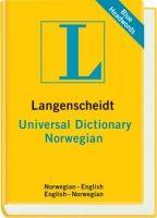 Langenscheidt UNIVERSAL DICTIONARY NORWEGIAN (Norwegian - English / Englis... cena od 246 Kč