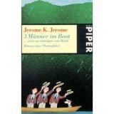 Piper Verlag DREI MÄNNER IN EINEM BOOT - JEROME, K. J. cena od 243 Kč