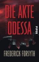 Piper Verlag DIE AKTE ODESSA - FORSYTH, F. cena od 269 Kč