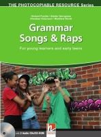 Helbling Languages THE PHOTOCOPIABLE RESOURCES Series: GRAMMAR SONGS & RAPS + A... cena od 673 Kč