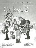Edelsa COLEGA 3 PROFESOR - HORTELANO, M.L., HORTELANO, E.G. cena od 253 Kč