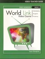Heinle ELT part of Cengage Lea WORLD LINK 3 VIDEO TEACHER´S GUIDE - STEMPLESKI, S. cena od 333 Kč