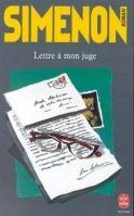 HACH-BEL LETTRE A MON JUGE - SIMENON, G. cena od 158 Kč