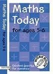 A & C Black MATHS TODAY FOR AGES 5-6 - BRODIE, A. cena od 94 Kč