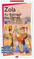 Flammarion AU BONHEUR DES DAMES - ZOLA, E. cena od 129 Kč