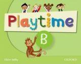 C. Selby, S. Harmer: Playtime B Course Book cena od 185 Kč