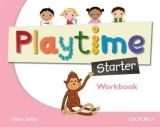 S. Harmer: Playtime Starter Workbook cena od 151 Kč
