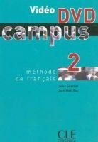 CLE international CAMPUS 2 DVD PAL - REY, J. N. cena od 2030 Kč