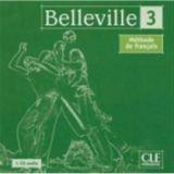 CLE international BELLEVILLE 3 CD /2/ - COLLECTIF cena od 1069 Kč