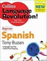Harper Collins UK COLLINS LANGUAGE REVOLUTION: SPANISH BEGINNER AUDIO CD - BUZ... cena od 540 Kč