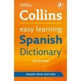 Harper Collins UK COLLINS EASY LEARNING SPANISH DICTIONARY cena od 225 Kč